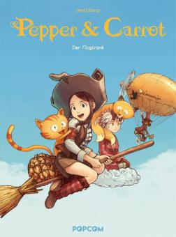 Pepper & Carrot Band 1