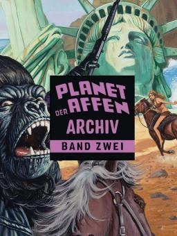 Planet der Affen Archiv Band 2