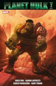 Planet Hulk Band 2 (Softcover)