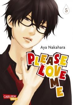 Please Love Me Band 5