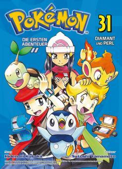 Pokémon - Die ersten Abenteuer 31: Diamant und Perl