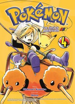 Pokémon - Die ersten Abenteuer Band 4