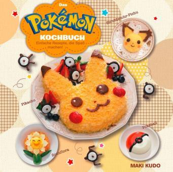 Pokémon Kochbuch: Einfache Rezepte, die Spaß machen!