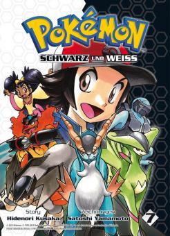 Pokémon Schwarz und Weiß Band 7