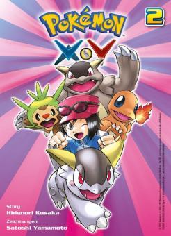 Pokémon X und Y Band 2