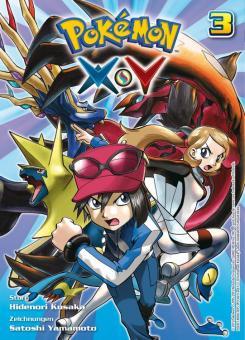 Pokémon X und Y Band 3