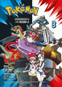 Pokémon Schwarz 2 und Weiß 2 Band 3