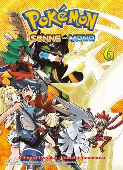 Pokémon - Sonne und Mond Band 6