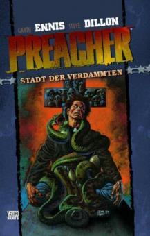 Preacher 5: Stadt der Verdammten