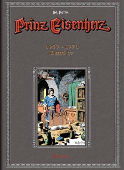 Prinz Eisenherz (Hal Foster-Gesamtausgabe) 17: Jahrgang 1969-1971