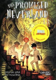 Promised Neverland Band 13 (Limitierte Edition)