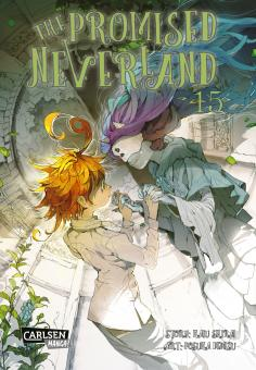 Promised Neverland Band 15