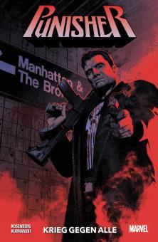 Punisher (2019) 1: Krieg gegen alle