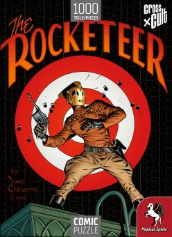 Comic-Puzzle: The Rocketeer