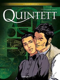 Quintett (Gesamtausgabe) Band 2