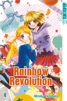 Rainbow Revolution Band 4