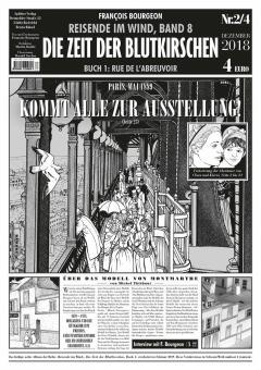 Reisende im Wind 8: Die Zeit der Blutkirschen - Journal 2: Kommt zur Weltausstellung!