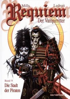 Requiem - der Vampirritter 9: Die Stadt der Piraten