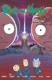 Rick and Morty Band 2