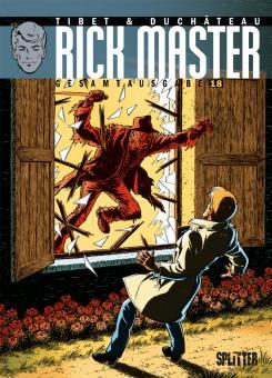 Rick Master Gesamtausgabe Band 18