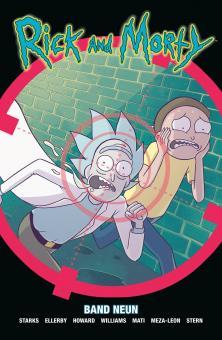 Rick and Morty Band 9