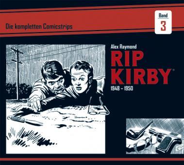 Rip Kirby - Die kompletten Comicstrips 3: 1948 - 1950