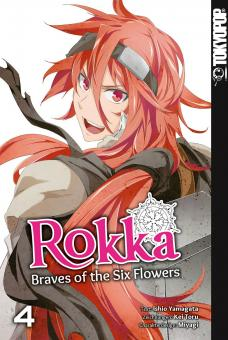 Rokka - Braves of the Six Flowers Band 4