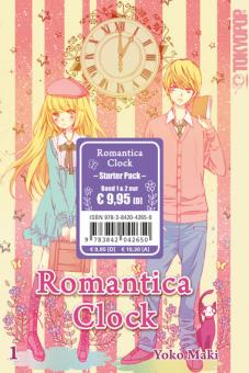 Romantica Clock Starter Pack (Band 1 und 2)