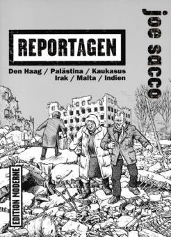 Reportagen - Den Haag / Palästina / Kaukasus / Irak / Malta / Indien