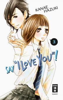 "Say ""I love you""! Band 3"