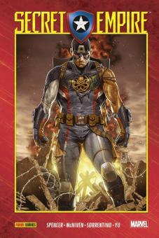 Secret Empire Paperback (Hardcover)