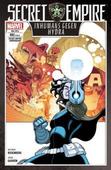 Secret Empire Sonderband 2: Inhumans gegen Hydra