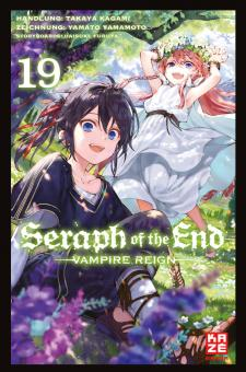 Seraph of the End Band 19