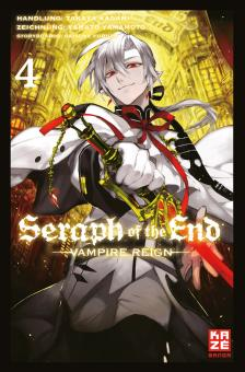 Seraph of the End Band 4