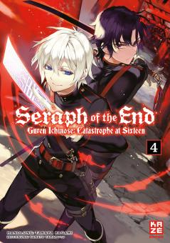 Seraph of the End – Guren Ichinose: Catastrophe at Sixteen Band 4