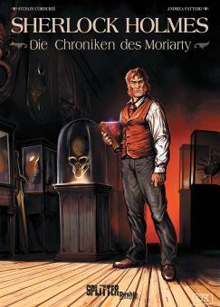 Sherlock Holmes - Die Chroniken des Moriarty