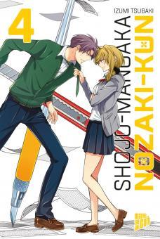 Shojo-Mangaka Nozaki-Kun Band 4