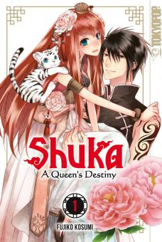 Shuka – A Queen's Destiny Band 1