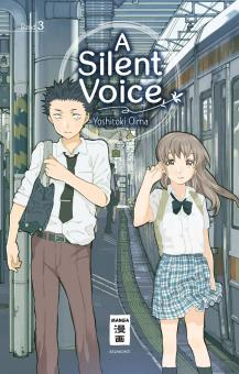 Silent Voice Band 3