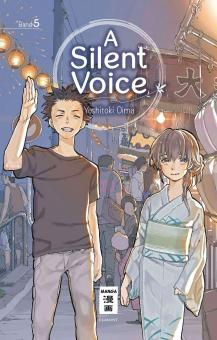 Silent Voice Band 5