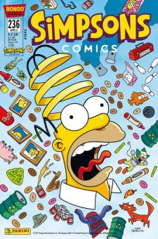 Simpsons Comics 236