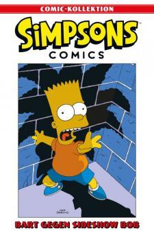 Simpsons Comic-Kollektion 3: Bart gegen Sideshow Bob