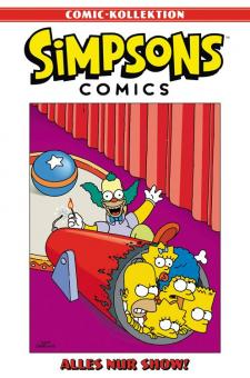Simpsons Comic-Kollektion 30: Alles nur Show!