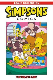 Simpsons Comic-Kollektion 38: Tierisch gut