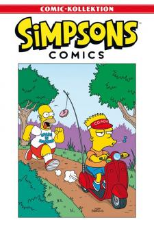 Simpsons Comic-Kollektion 4: Fit für den Sommer in 140 Seiten