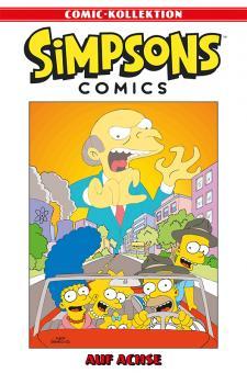 Simpsons Comic-Kollektion 48: Auf Achse