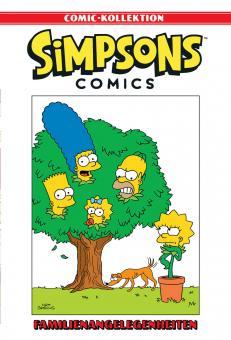 Simpsons Comic-Kollektion 56: Familienangelegenheiten