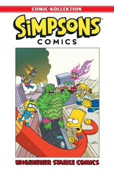 Simpsons Comic-Kollektion 57: Ungeheuer starke Comics