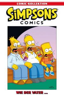 Simpsons Comic-Kollektion 6: Wie der Vater ...