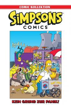 Simpsons Comic-Kollektion 64: Kein Grund zur Panik!